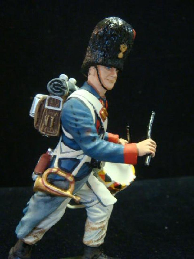 STADDEN Military Figurine 90mm TANBOER, 1st GRENADIERS - 2