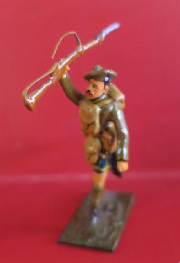 STADDEN Mounted Figurine, REGIMENTAL DRUM HORSE: - 4