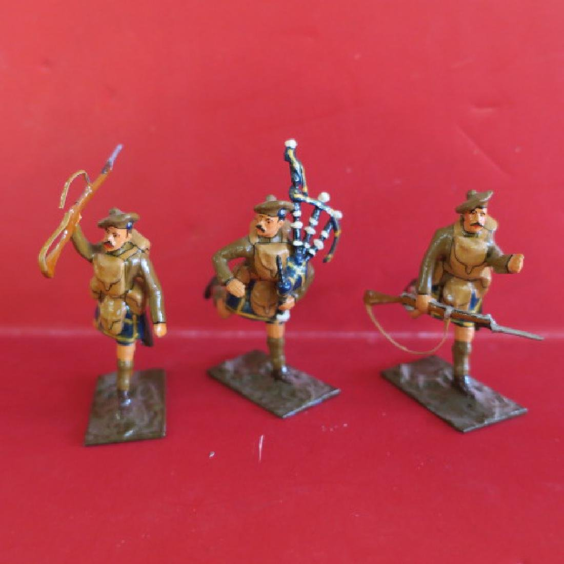 54mm Hand painted Model Soldiers: