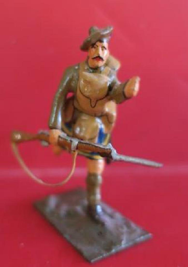54mm Hand painted Model Soldiers: - 2