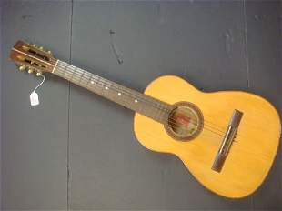 Six String Acoustic Guitar from Brazil: