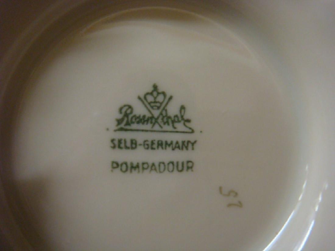 ROSENTHAL Selb Germany Tea Set: - 2