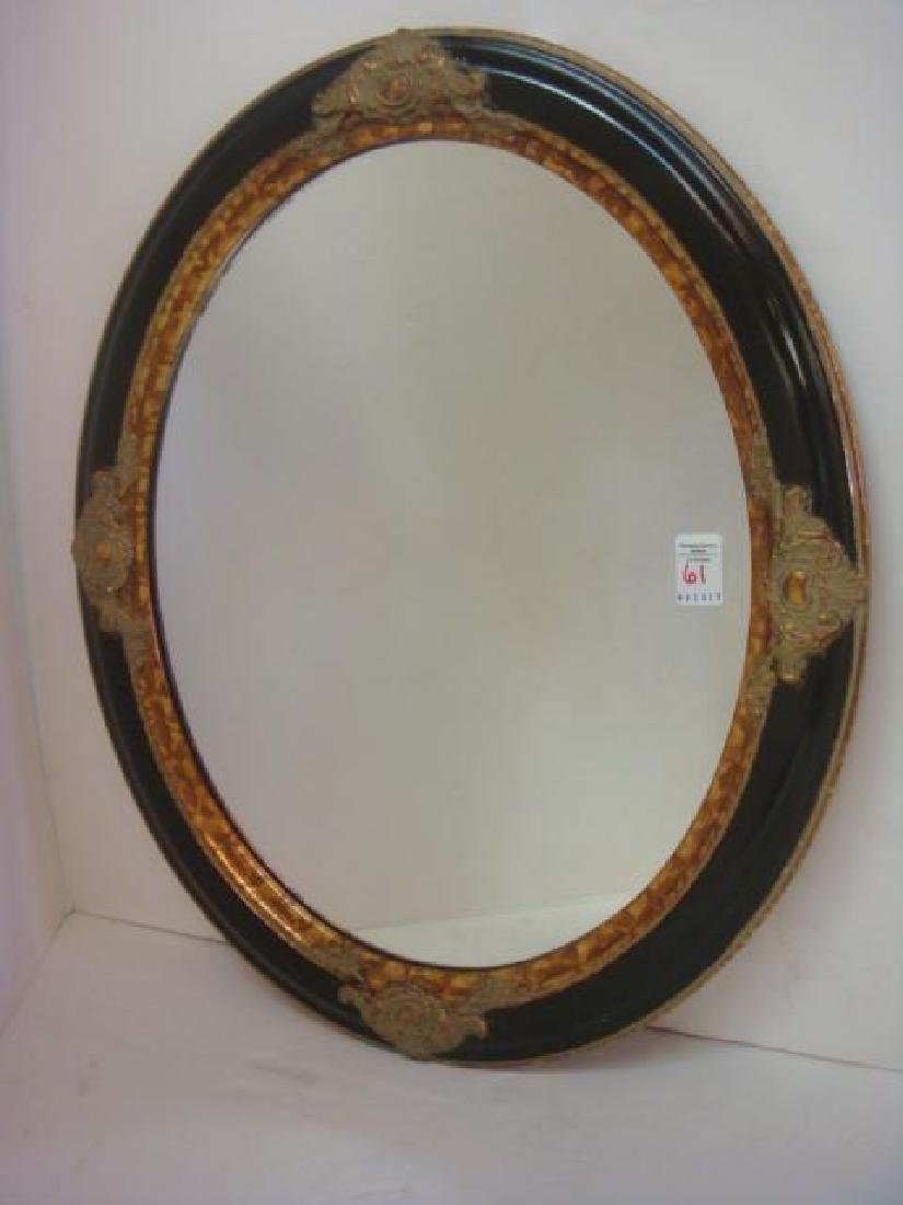 VANGUARD STUDIOS Oval Framed Mirror: