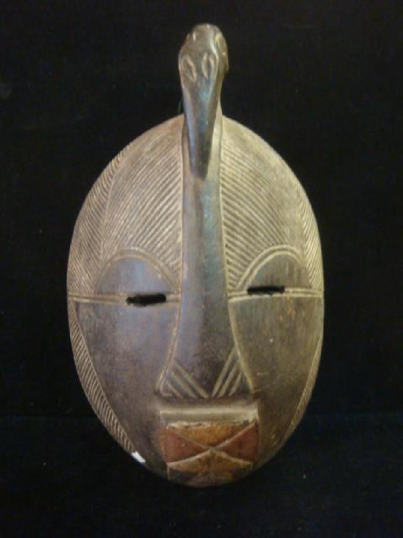 Large Songye-Luba Kifwebe Mask