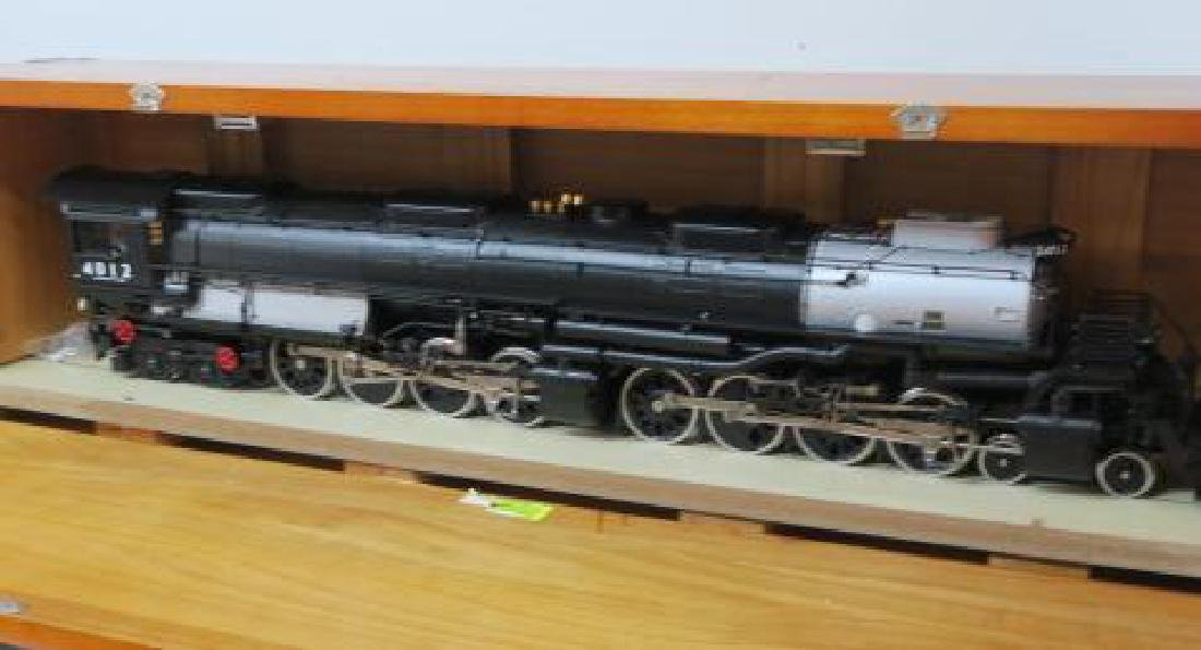 USAT R20042, UP BIG BOY 4-8-8-4 STEAM ENGINE: