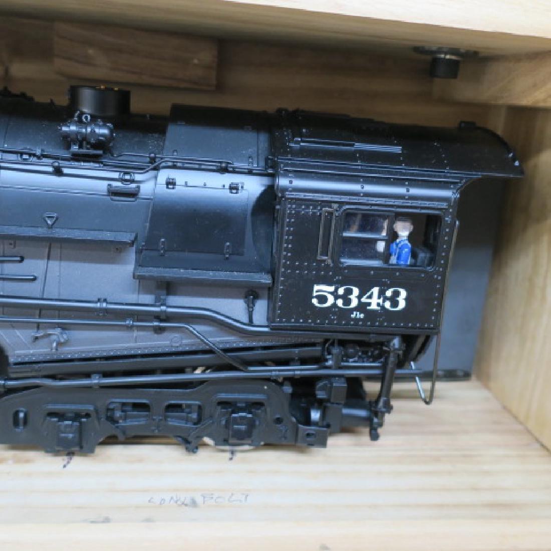 USA TRAINS R20002, NYC J1e Hudson Locomotive & Tender: - 2