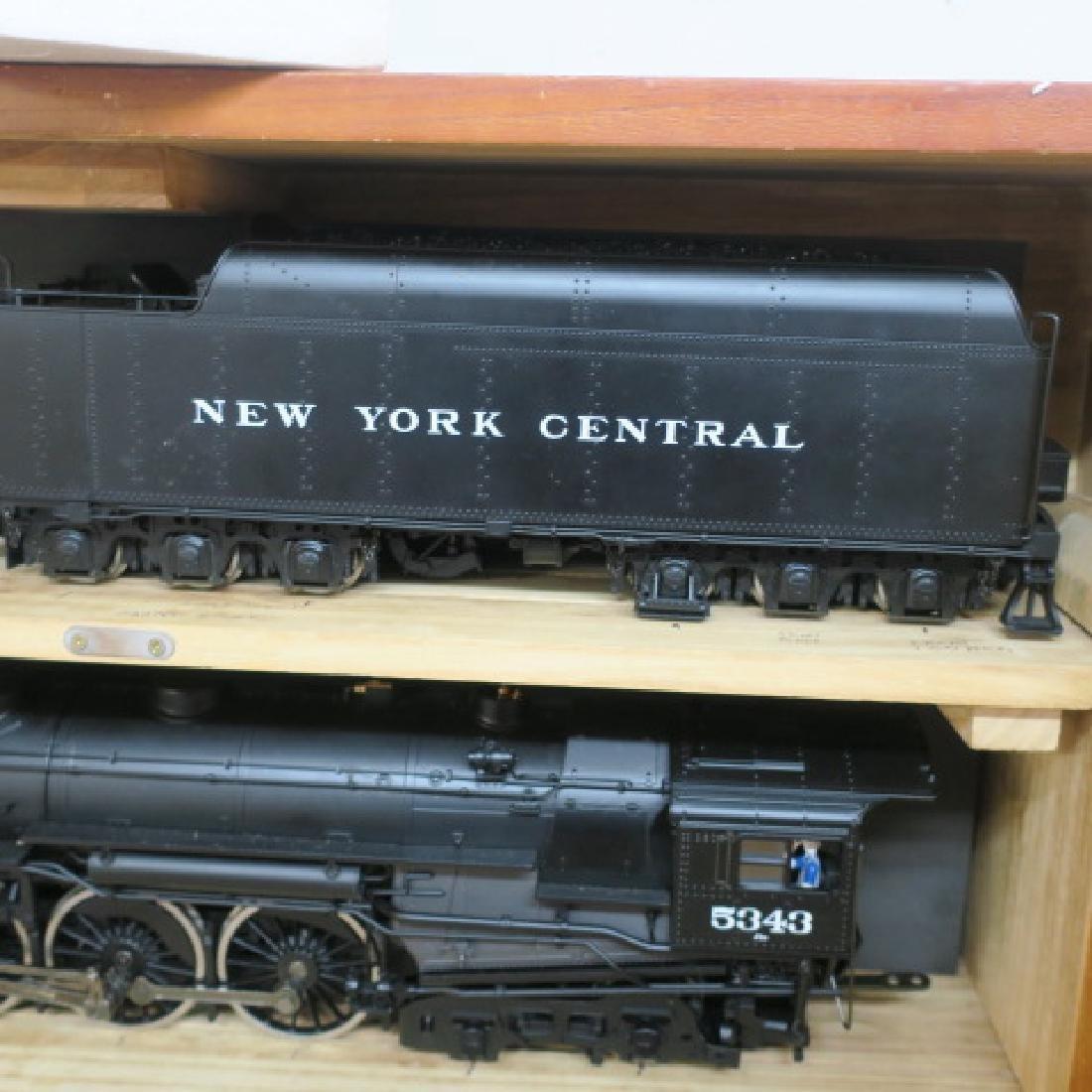 USA TRAINS R20002, NYC J1e Hudson Locomotive & Tender: - 3