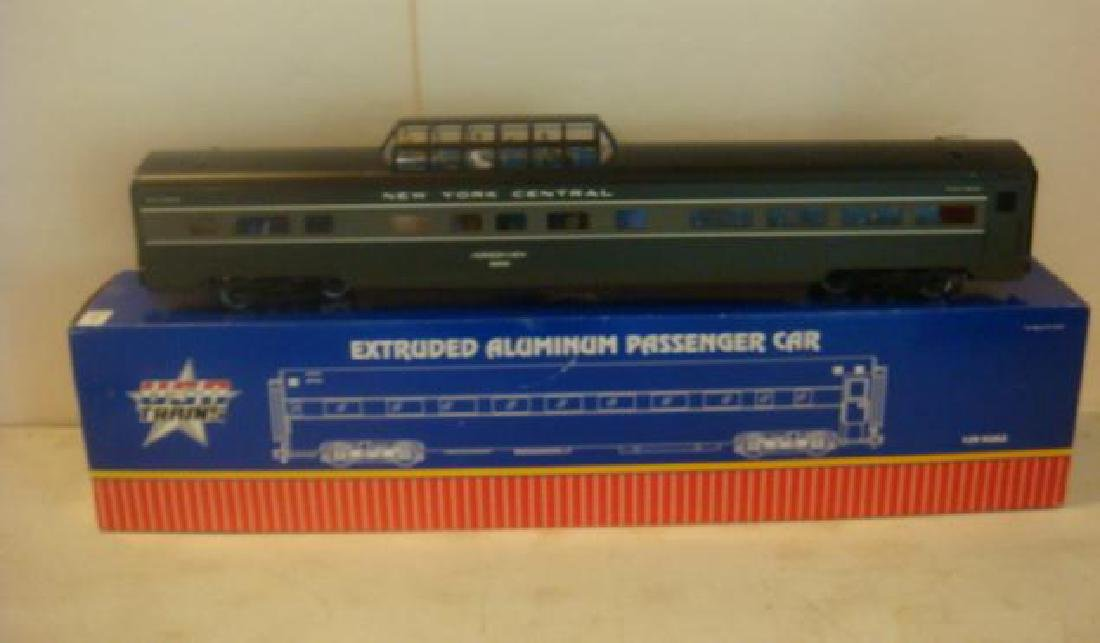 "USA TRAINS R31036, NYC ""20th CENT LTD"" VISTA DOME #1:"
