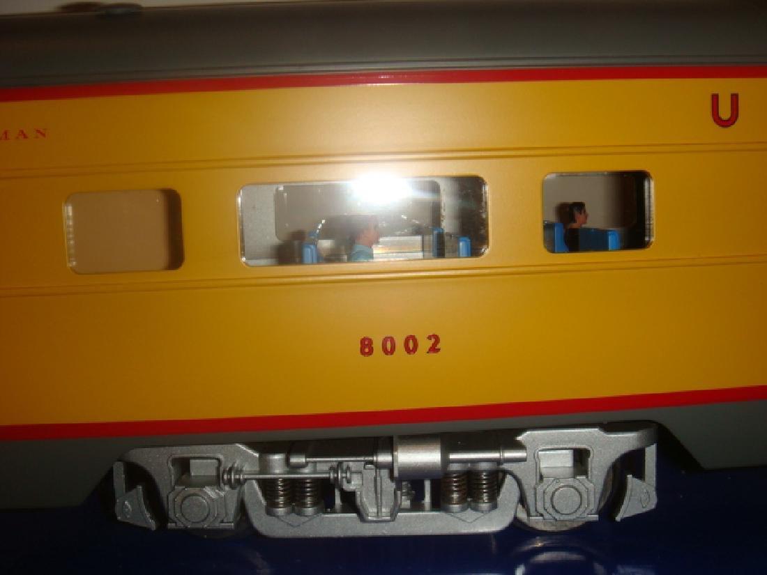 "USA TRAINS R31056, UP ""LOS ANGELES"" VISTA DOME #1 - 4"