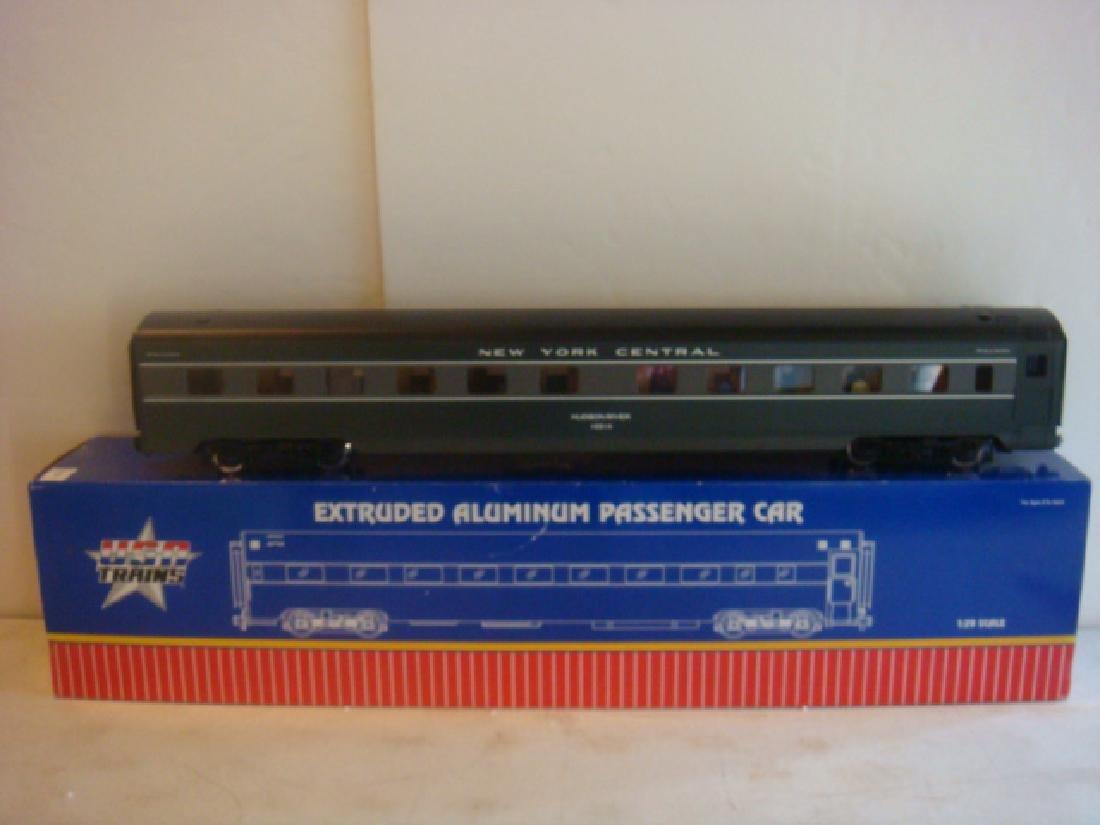 USA TRAINS R31034, NYC 20th CENT LTD SLEEPER CAR #1: