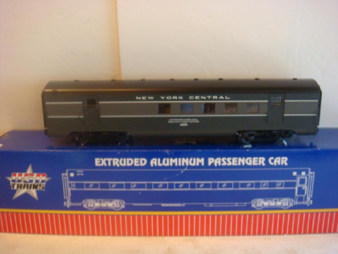 USA TRAINS R310301, NY CENTRAL, 20th CENT LTD RPO CAR: