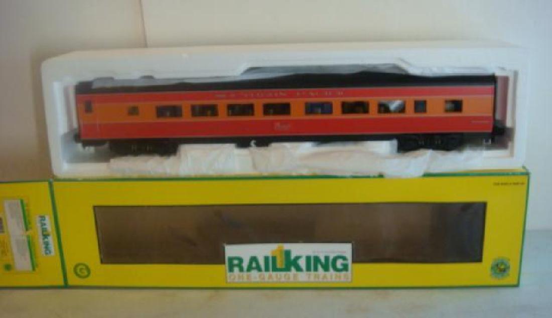 RAIL KING 70-65001-B, 70' SP STREAMLINED PASSENGER CAR