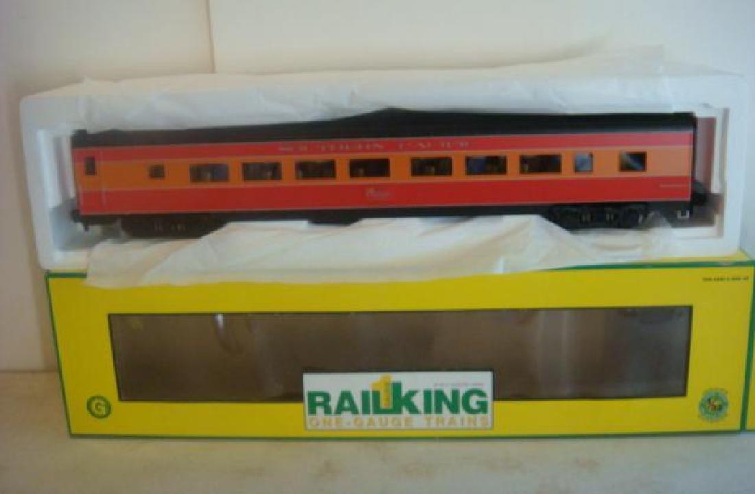 RAIL KING 70-65001-A, 70' SP STREAMLINED PASSENGER CAR