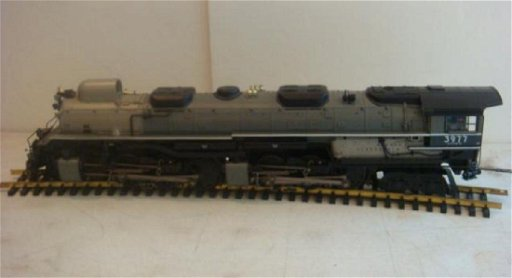 MTH 70-3002-1, UNION PACIFIC 4-6-6-4 CHALLENGER/TENDER: