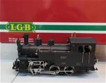 LGB 20471 HG33 BALLENBERG 060 STEAM LOCOMOTIVE