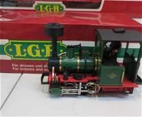 LGB 21140 FIELD RAILROAD STEAM LOCOMOTIVE