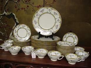 20: Set of Vintage Minton Dinnerware:
