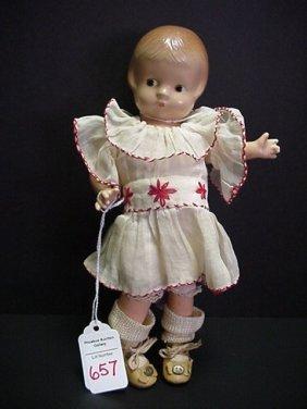 Effanbee Patsyette Doll: