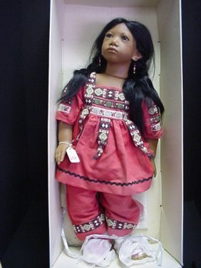 659: Annette Himstedt Panchita Doll: