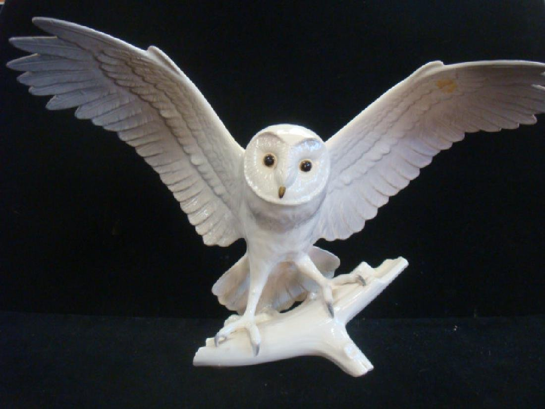 FREEMAN/MCFARRIN RUTLEDGE California Pottery Owl: