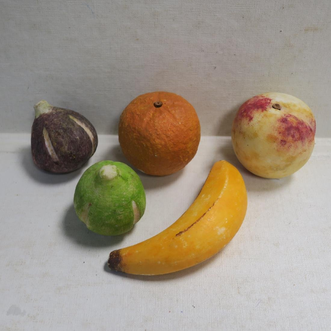 Five Pieces of Stone Fruit: