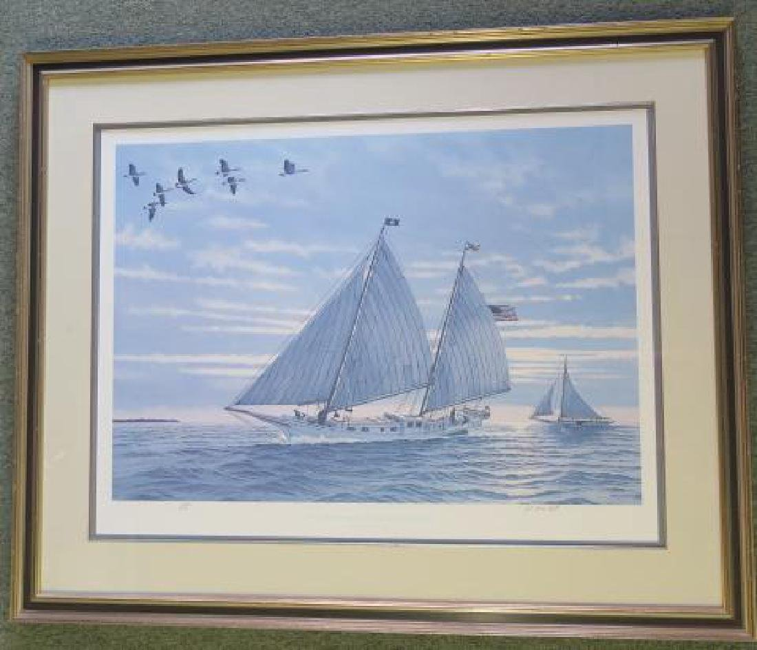 "JOHN McLEOD ""The Little Johnnie Bugeye"" 207/950 S/N:"