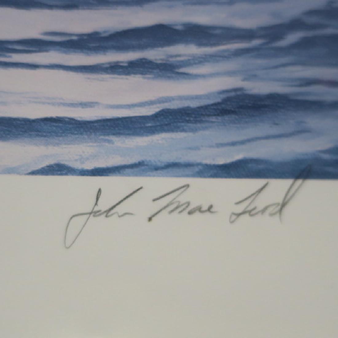 "JOHN McLEOD ""The Little Johnnie Bugeye"" 207/950 S/N: - 3"