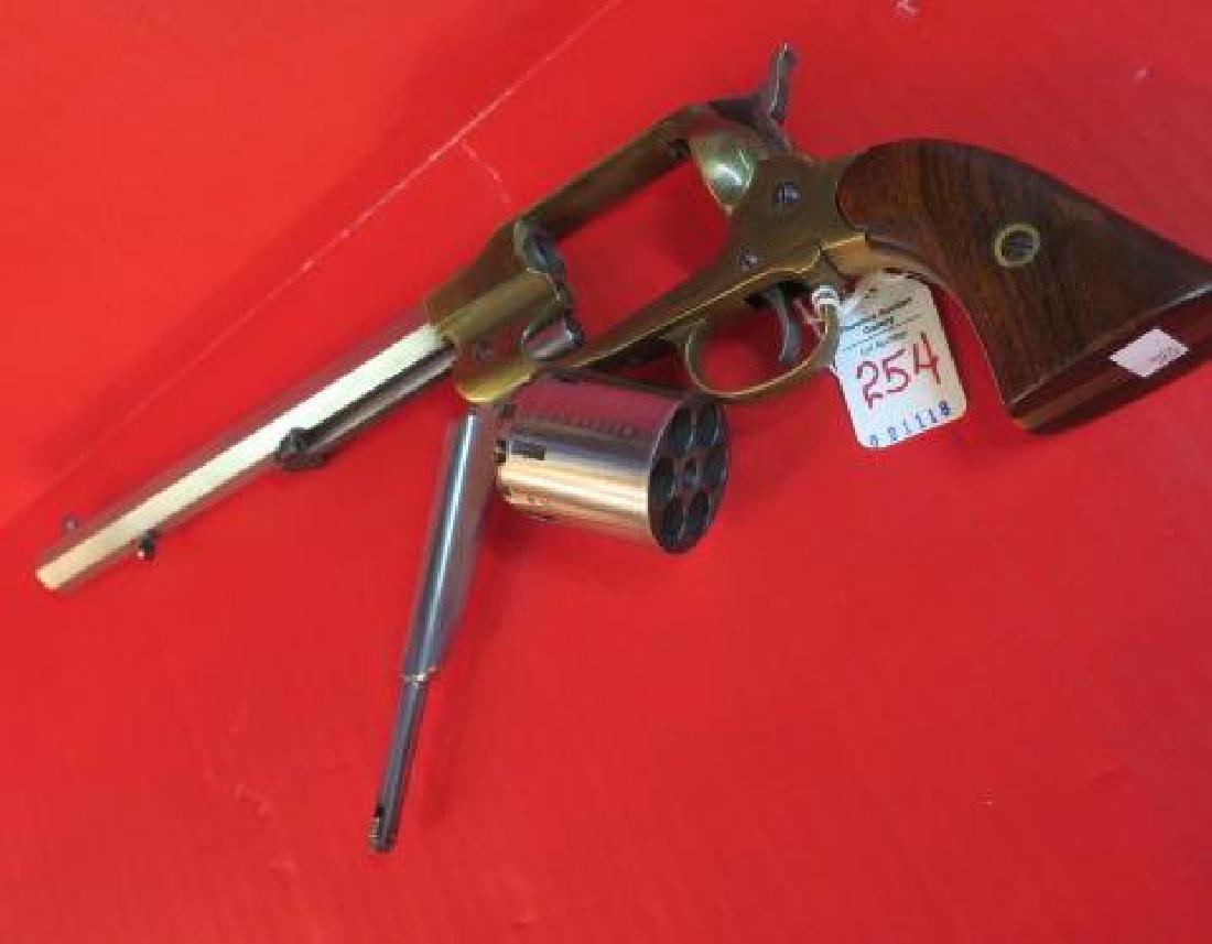 COLT TEXAS STYLE 44 Cal. Black Powder Revolver: - 3