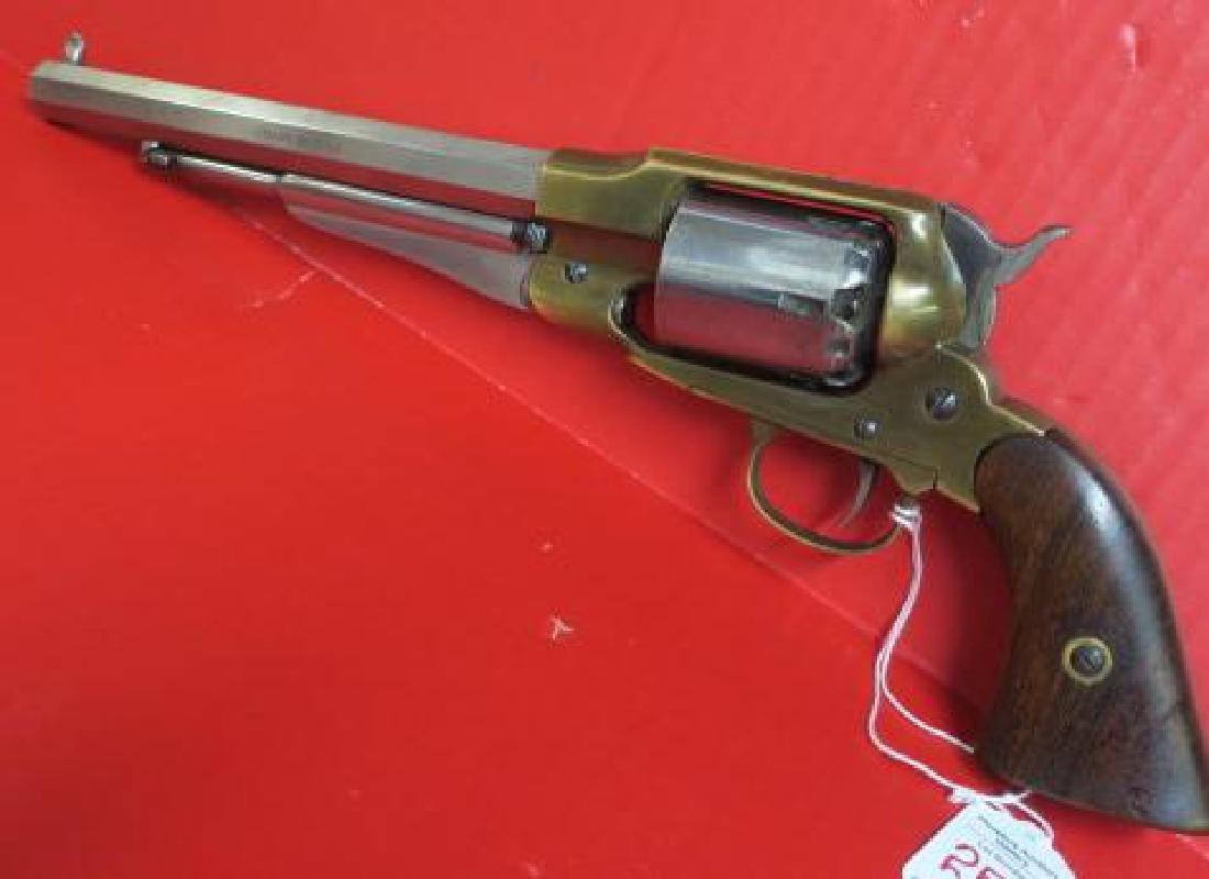 COLT TEXAS STYLE 44 Cal. Black Powder Revolver: - 5