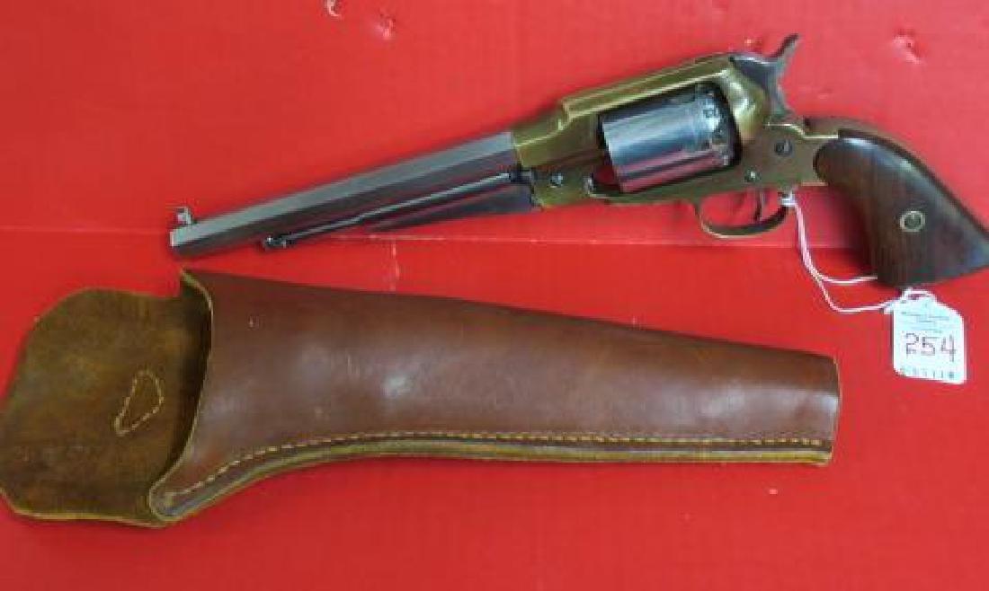COLT TEXAS STYLE 44 Cal. Black Powder Revolver: - 6