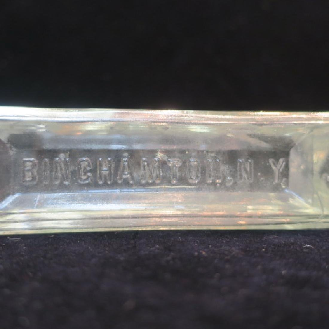 THE GREAT DR. KILMER'S SWAMP ROOT Medicine Bottle: - 4