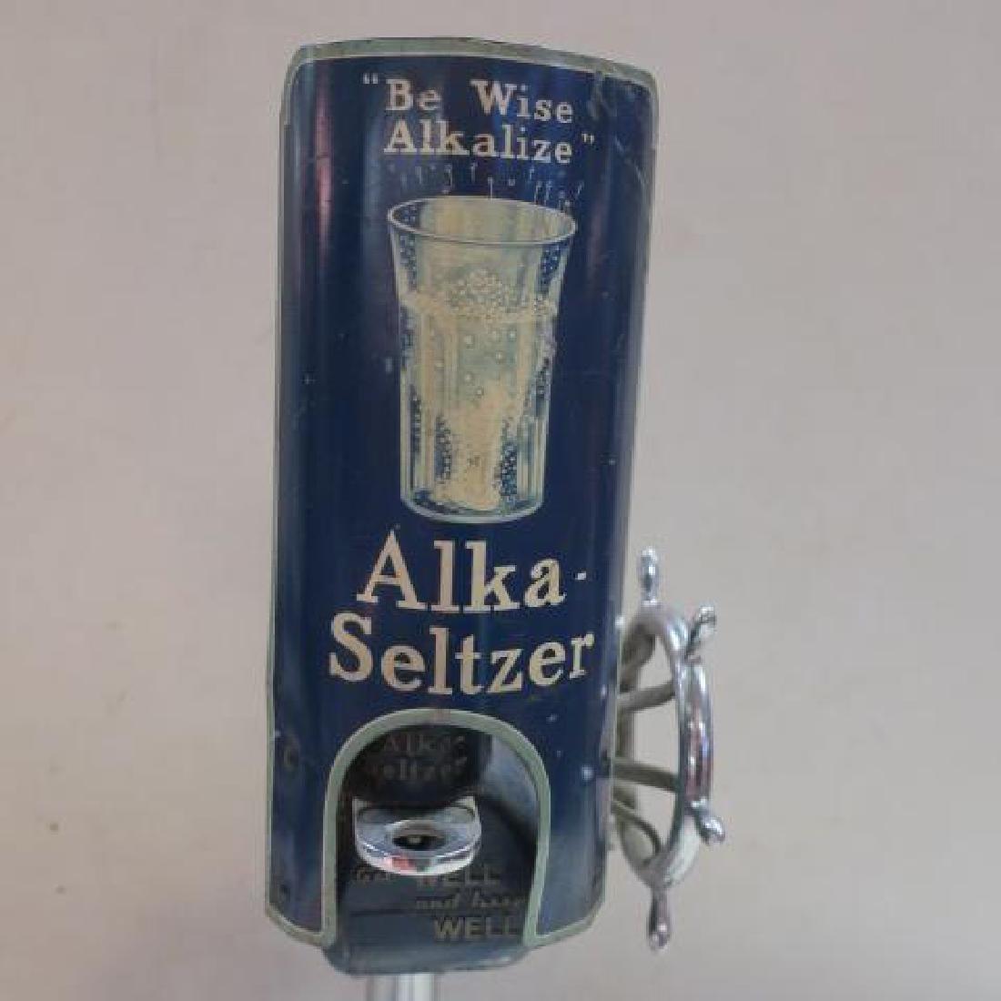 ALKA SELTZER Counter Crusher/Distributer: - 2