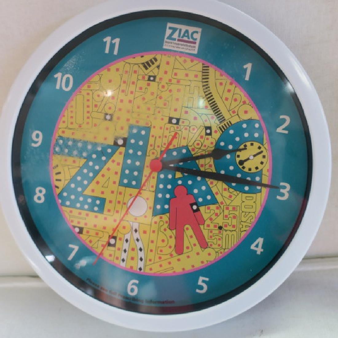 ZIAC and LEVITRA Drug Company Clocks: - 2