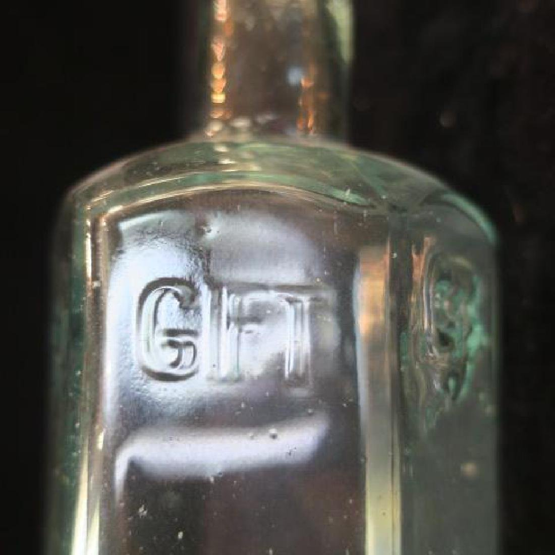 German Poison Bottle with GIFT and Skull & Crossbones: - 4