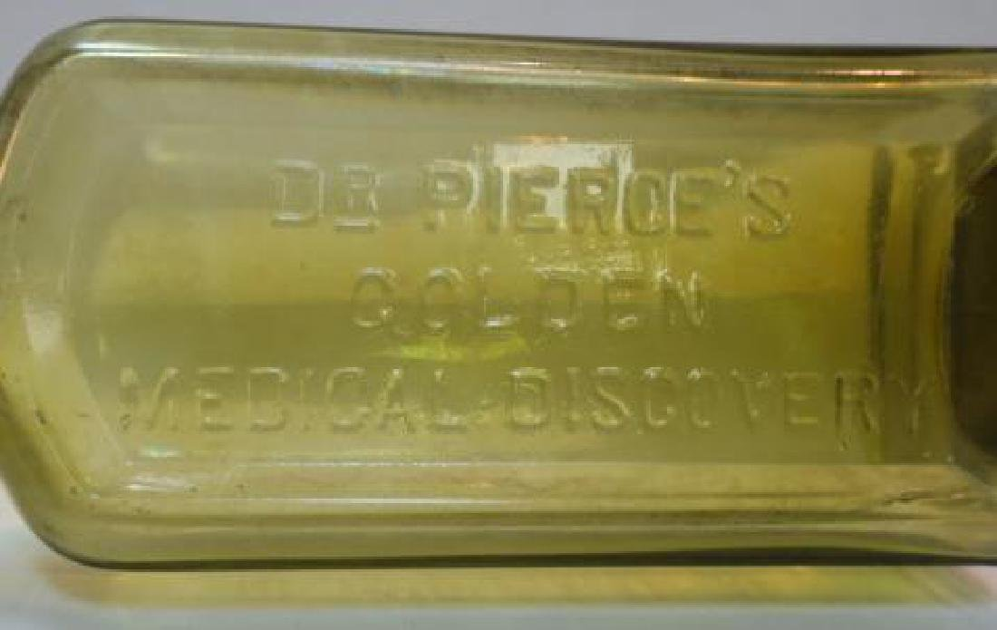 Dr. PIERCE'S GOLDEN MEDICAL DISCOVERY Bottle: - 2