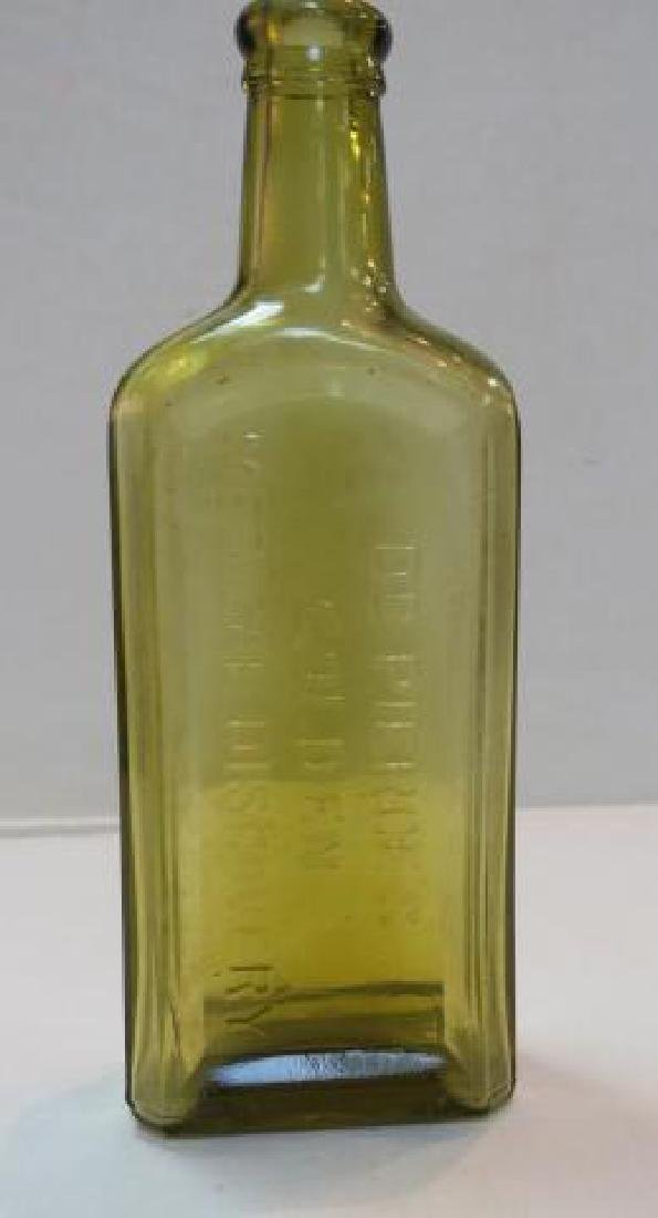 Dr. PIERCE'S GOLDEN MEDICAL DISCOVERY Bottle: - 5