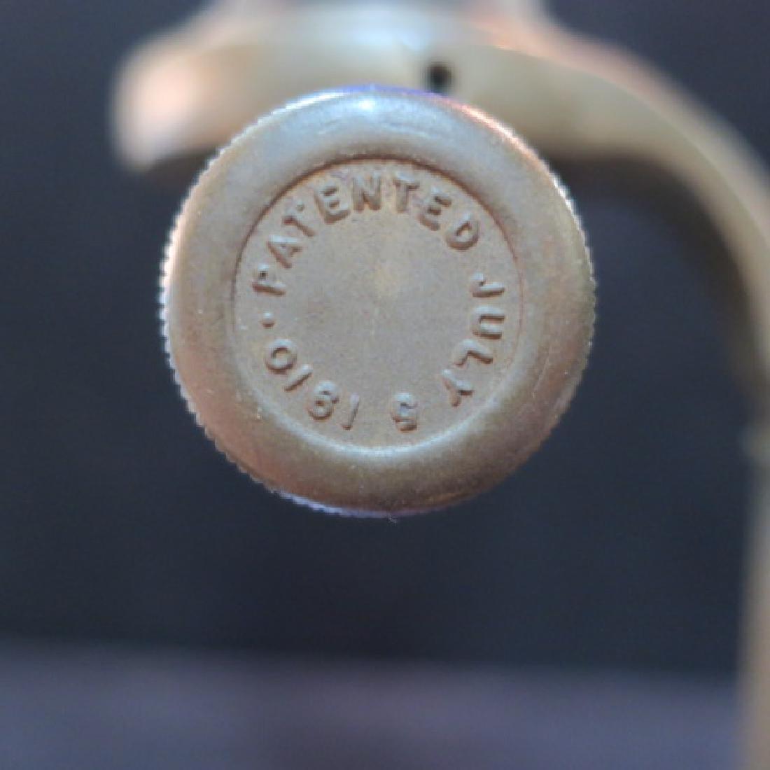 Vintage Countertop BROMO-SELTZER Dispenser with Bottle - 3