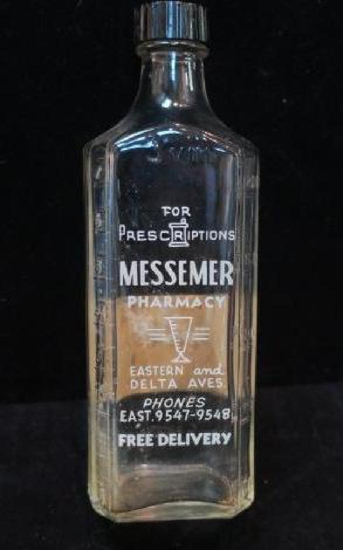 3viii Bottle from MESSEMER PHARMACY: