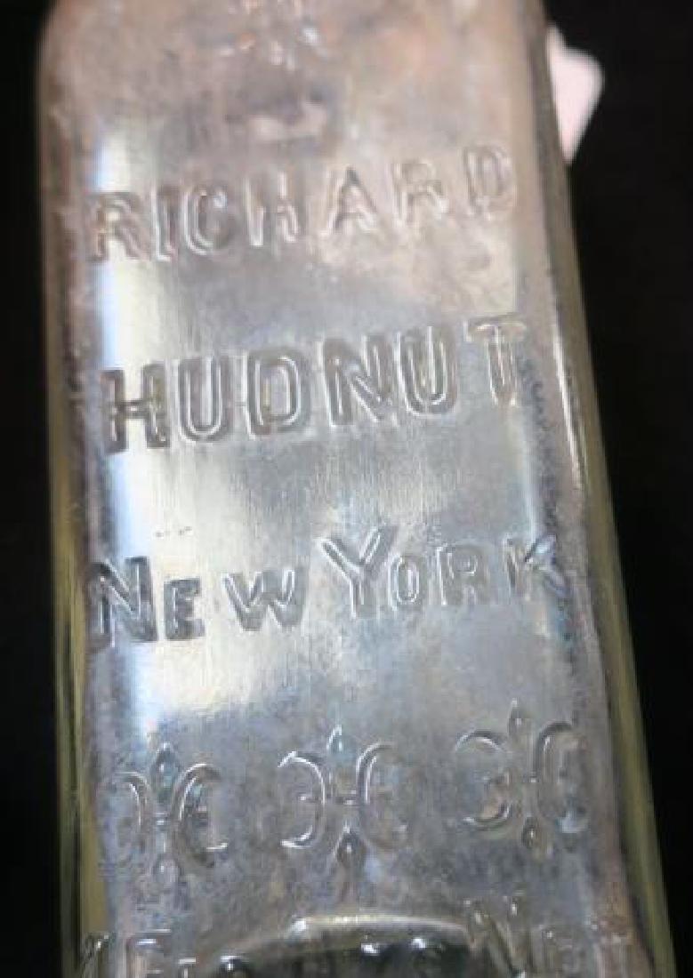 RICHARD HUDNUT VIOLET SEC TOILET WATER Bottle: