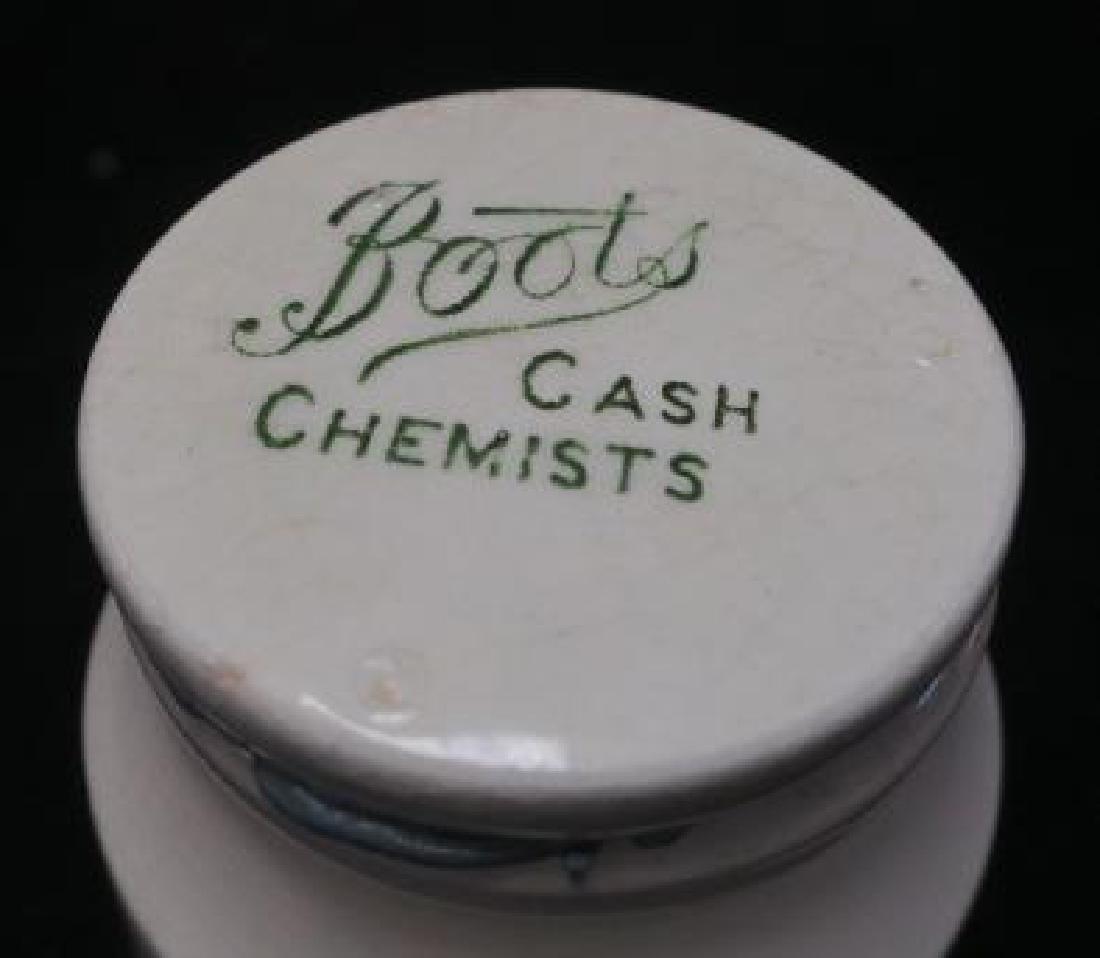 BOOTS CASH CHEMISTS, CONFECTION OF SENNA Pot: - 2