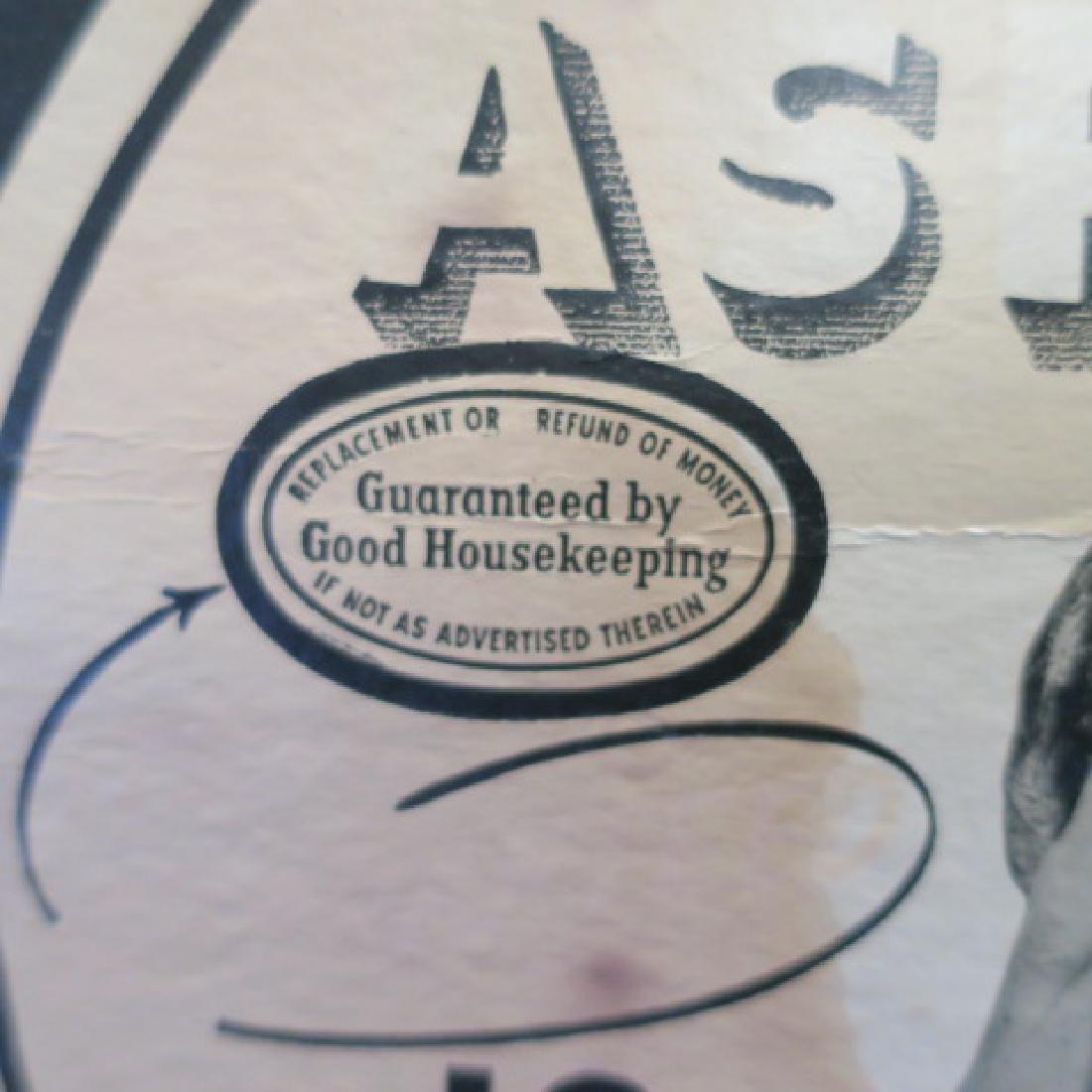 LAYMON'S ASPRIN Counter-Top Display, CA 1950: - 3