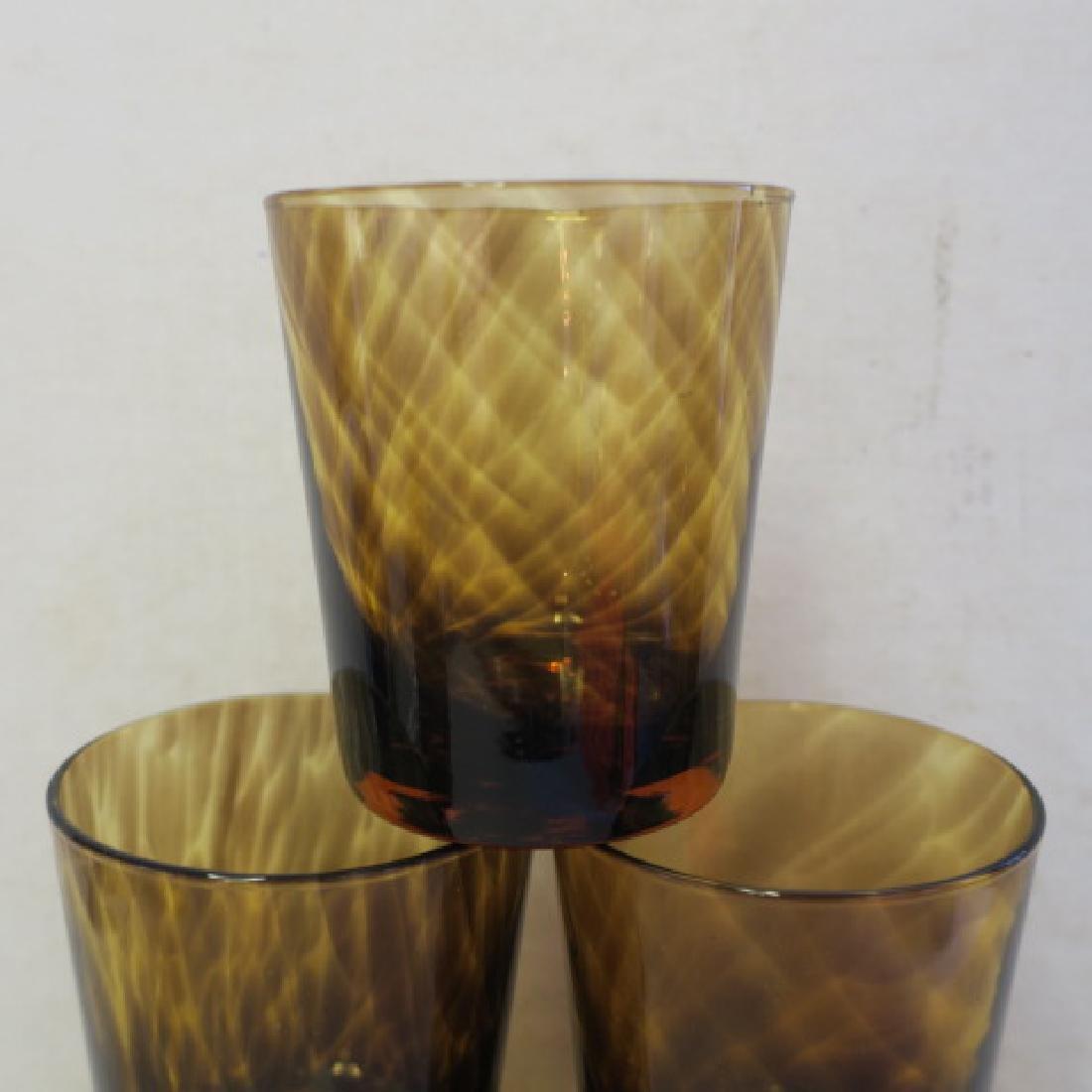 ANDREA TAGLIAPIETRA Murano Glass Nude Sculpture: - 5