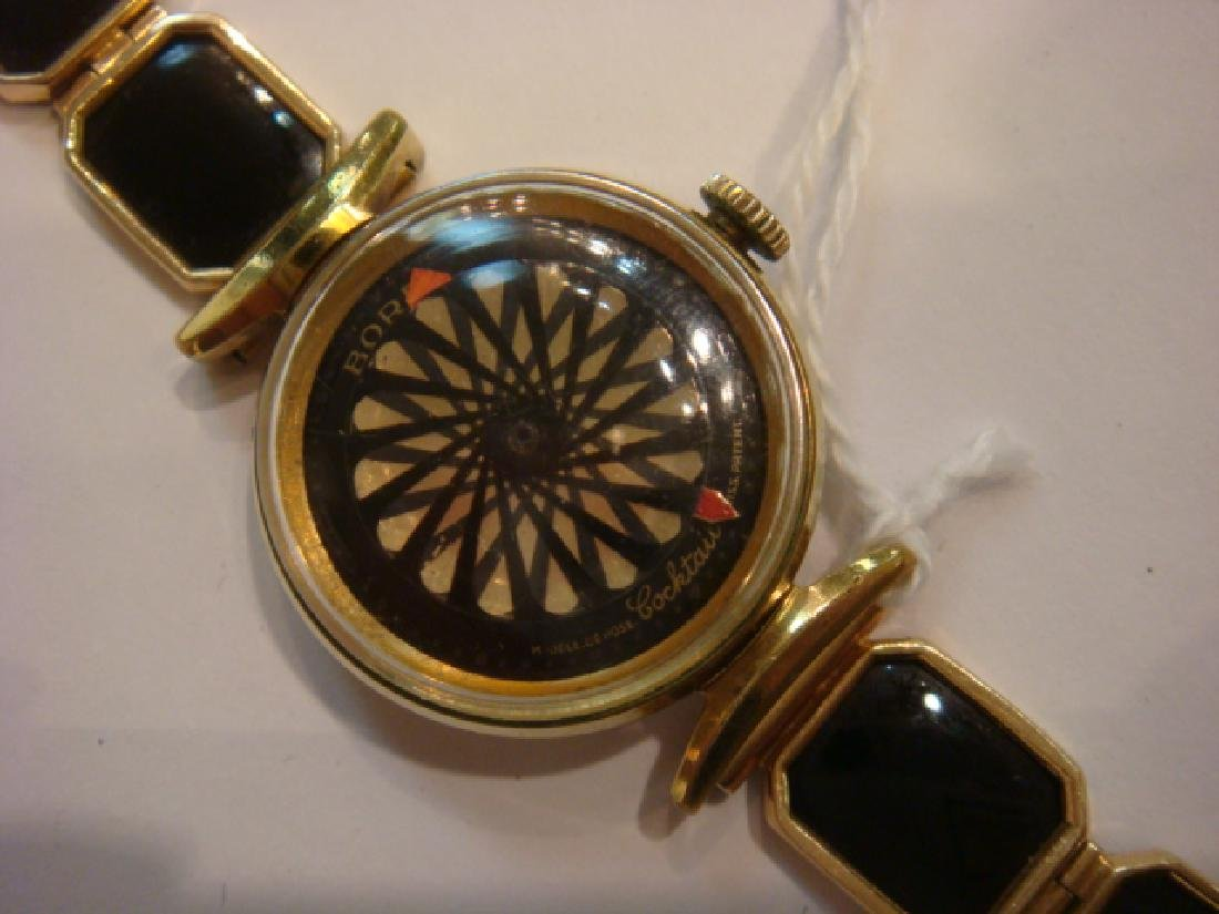 ERNEST BOREL Ladies Kaleidoscope Wrist watch: