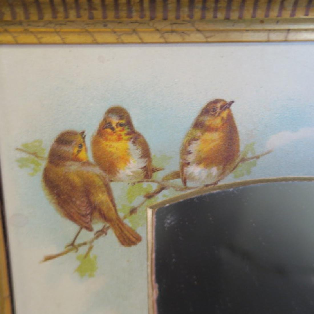 2 Victorian Aesthetic Movement Walnut Shadowbox - 2