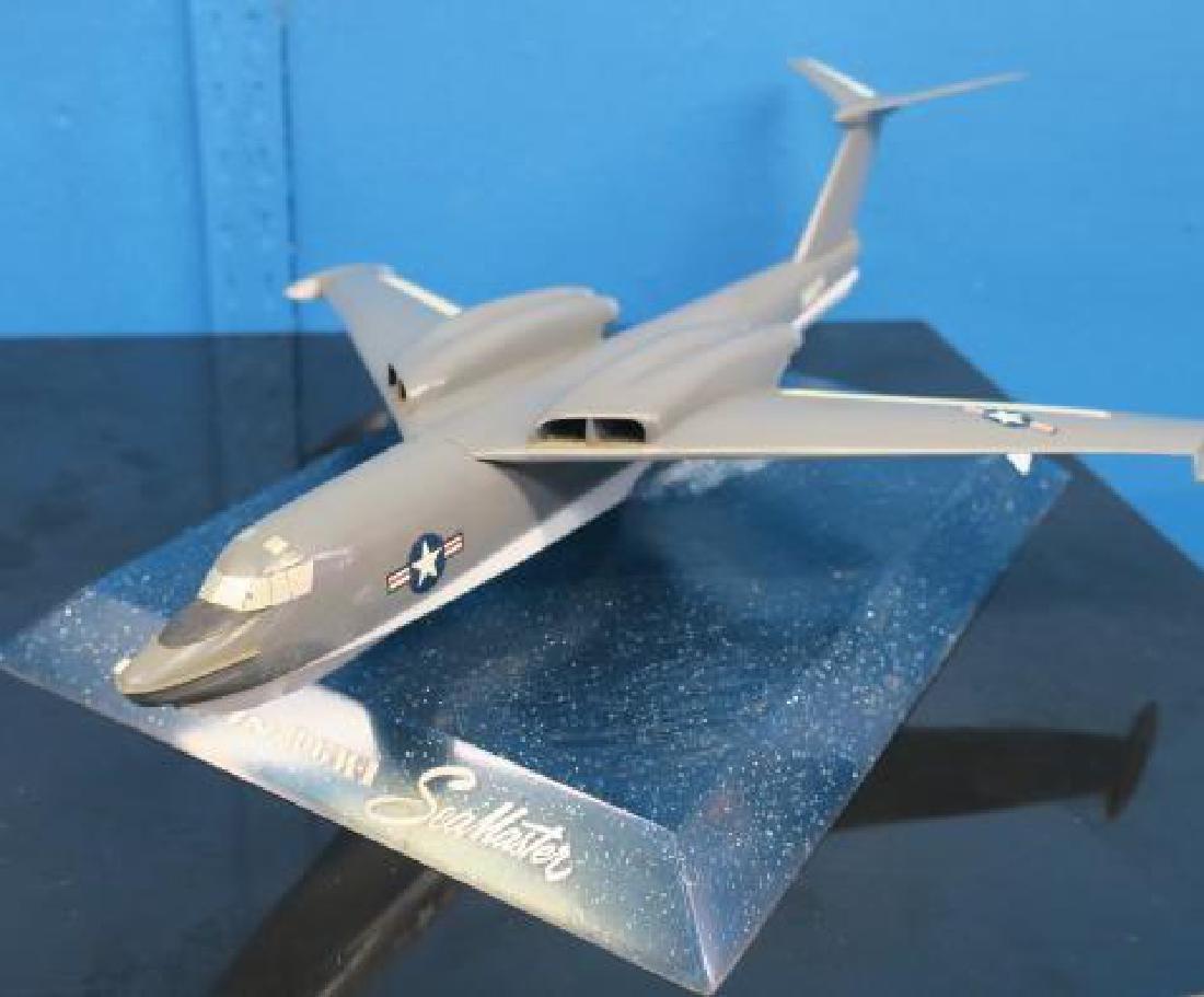 RARE Manufacturers Model of MARTIN P6M-1 SEAMASTER:
