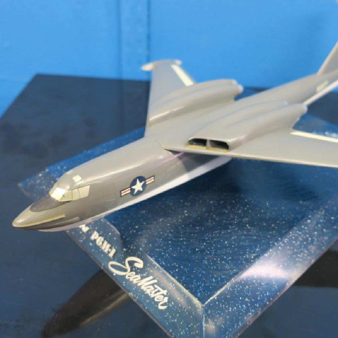 RARE Manufacturers Model of MARTIN P6M-1 SEAMASTER: - 2