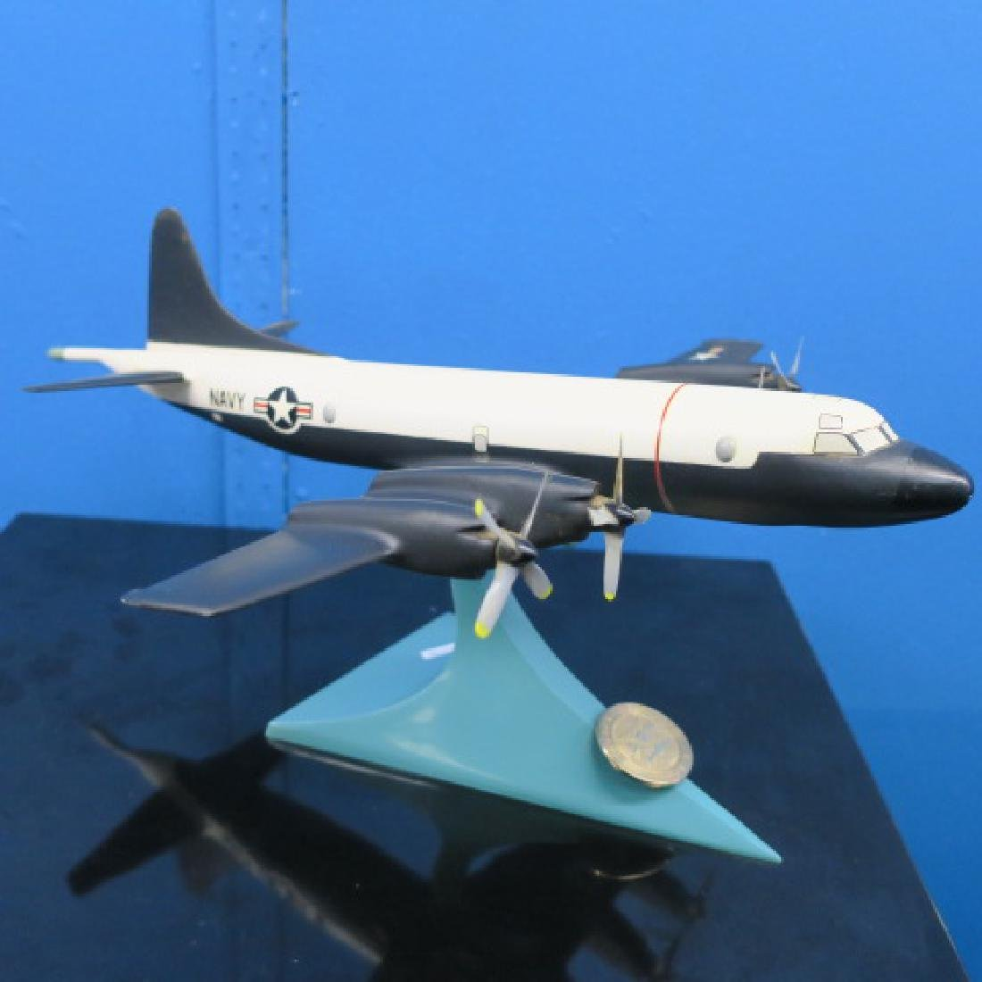 Manufacturers Model of US NAVY P-3 Orion: