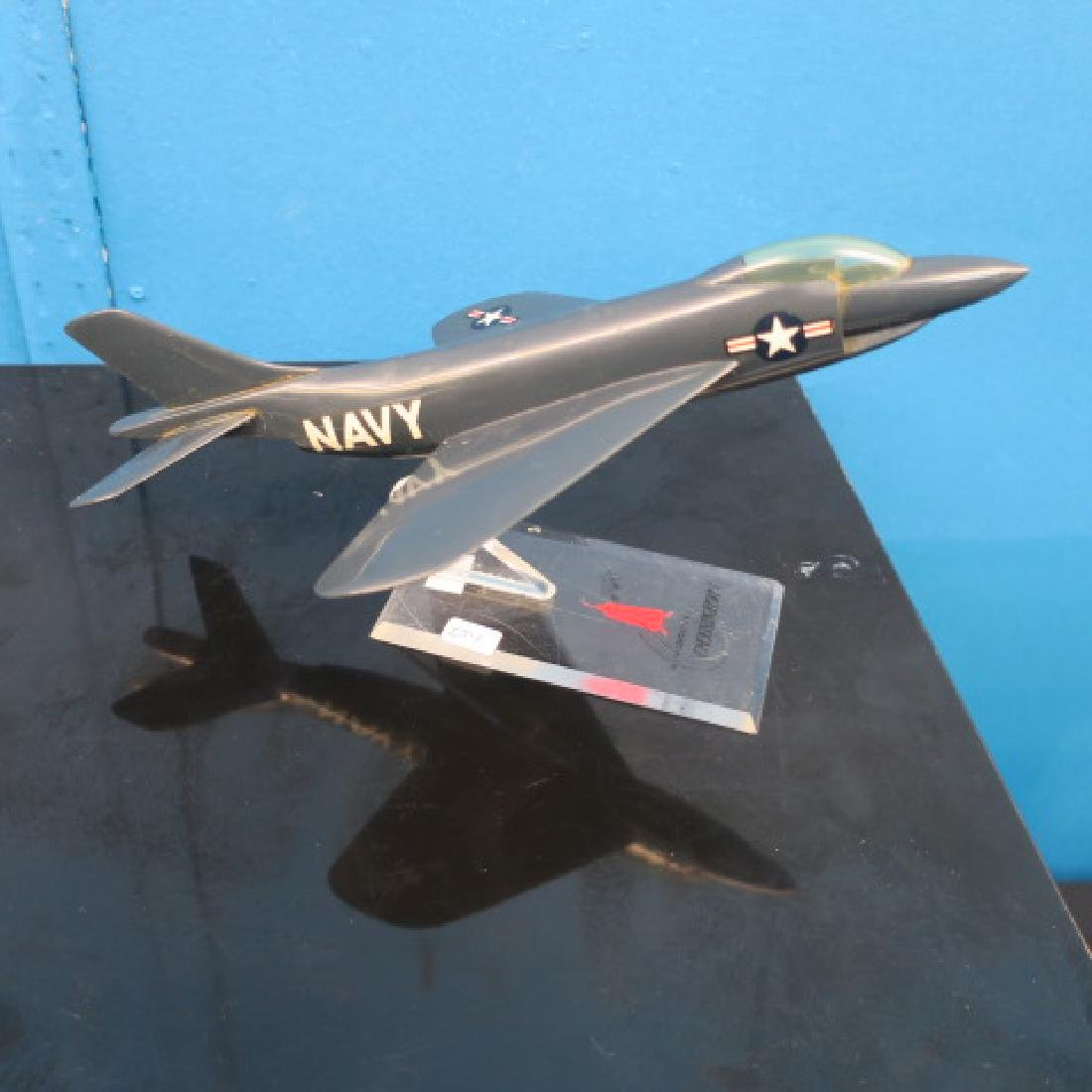 Manufacturers Models of F3H DEAMON & A4D SKYHAWK: - 3