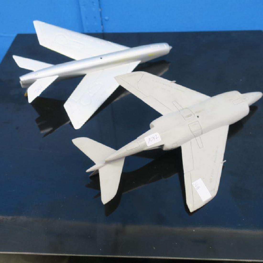 US NAVY RECOGNITION MODELS BAC LIGHTING & SEA HARRIER: - 2
