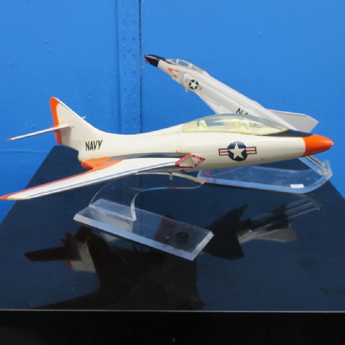 RARE Manufacturers Models of F4 Phantom & F11 TIGER: